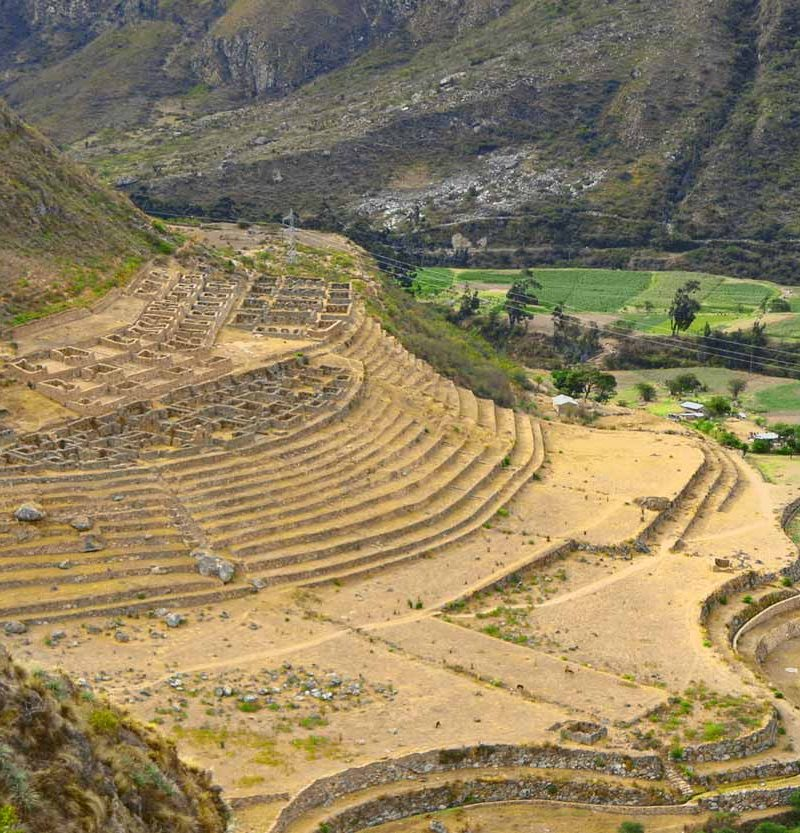 trek inca trail to machu picchu